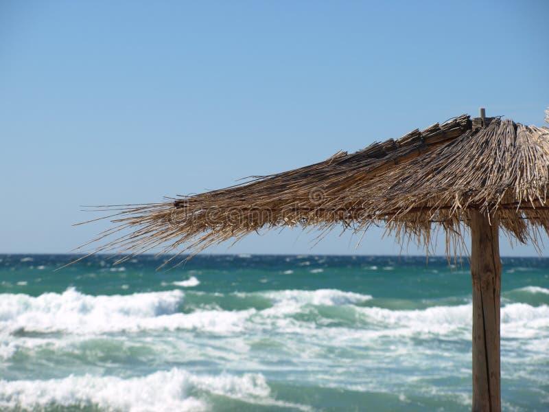 Spiaggia del mare. fotografie stock