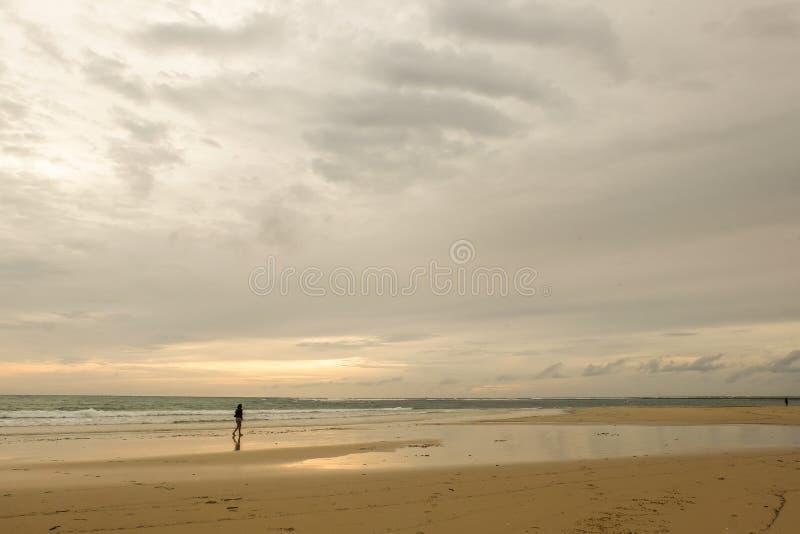 Spiaggia del NaI Yang fotografia stock libera da diritti