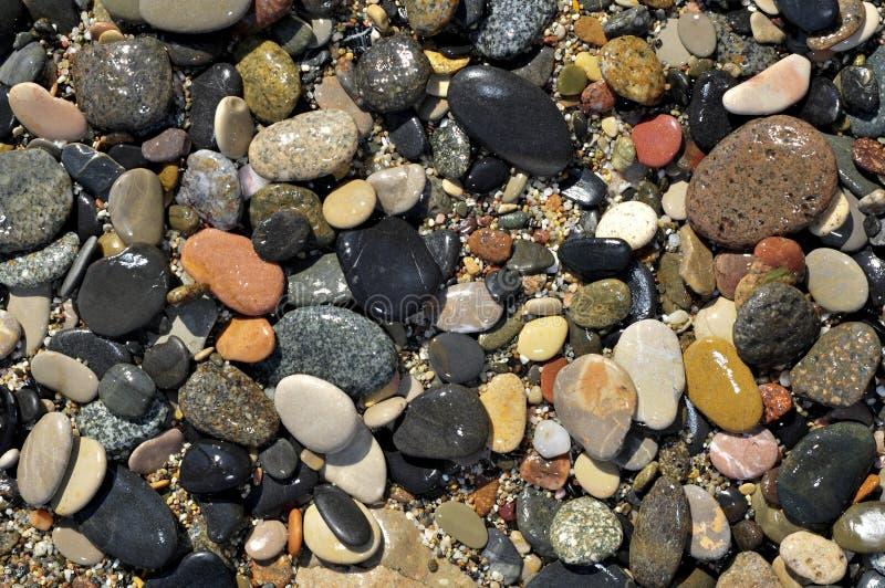 Spiaggia dell'assicella immagine stock