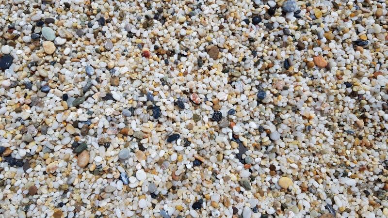 Spiaggia della Cleopatra in Turchia immagine stock libera da diritti
