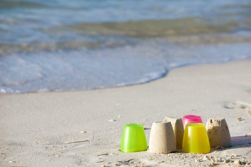 Spiaggia della sabbia della Florida immagine stock