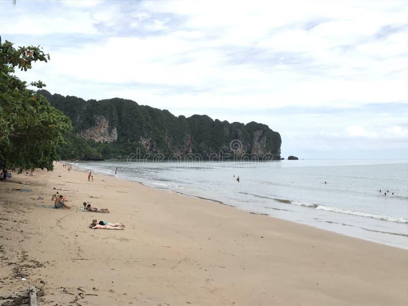 Spiaggia della spiaggia immagine stock