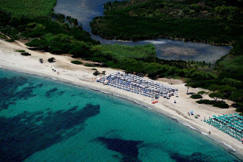 Spiaggia di agrustos fotografia stock immagine di for Agrustos mare
