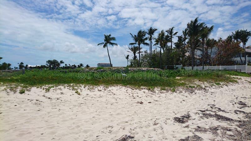 Spiaggia di Atlantide fotografie stock