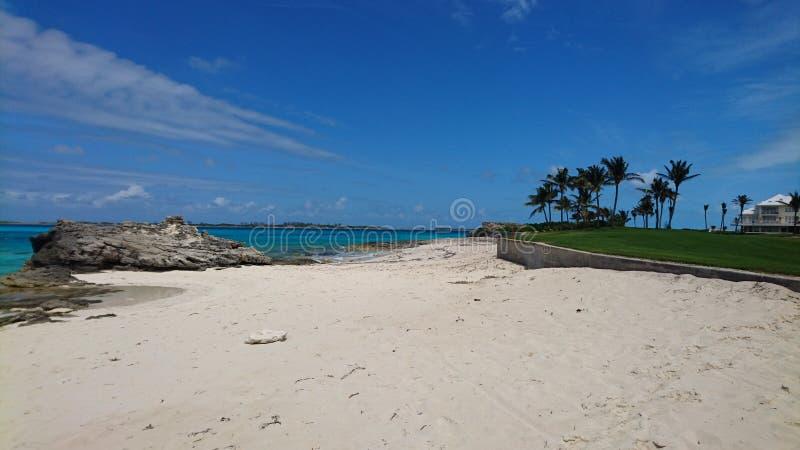 Spiaggia di Atlantide immagine stock libera da diritti