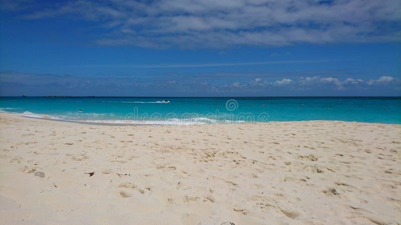 Spiaggia di Atlantide immagini stock libere da diritti