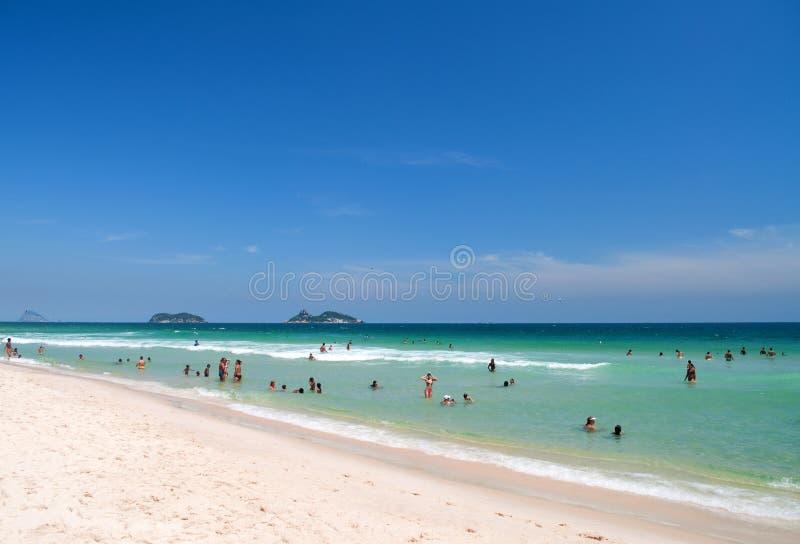 Spiaggia di Barra fotografia stock