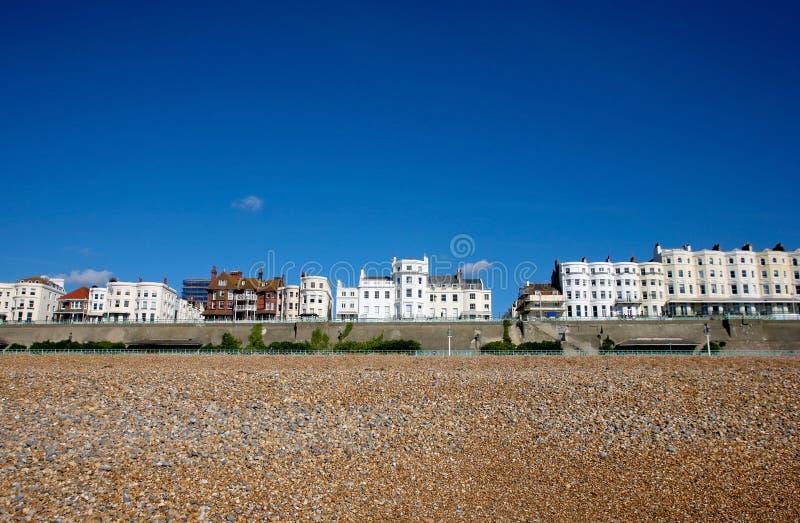 Spiaggia di Brighton fotografia stock