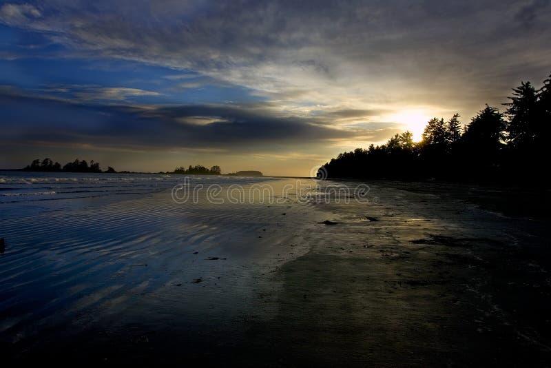 Spiaggia di Chesterman fotografia stock libera da diritti
