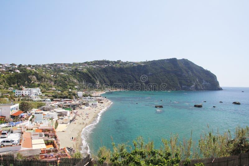 Spiaggia di Citara fotografia stock libera da diritti