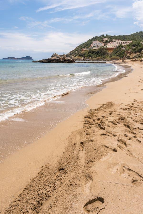 Download Spiaggia Di Figueral In Ibiza Fotografia Stock - Immagine di isola, sunlight: 30826690