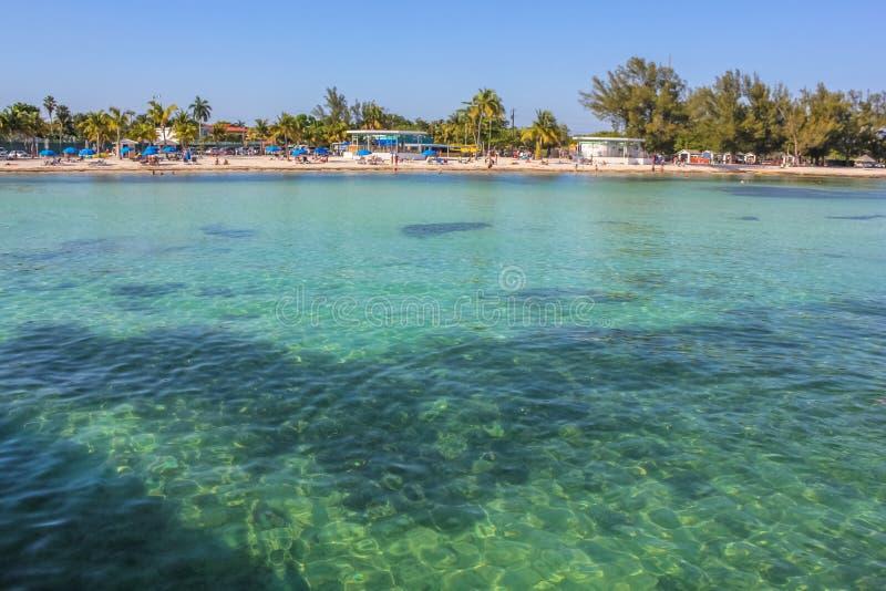 Spiaggia di Key West Higgs fotografie stock