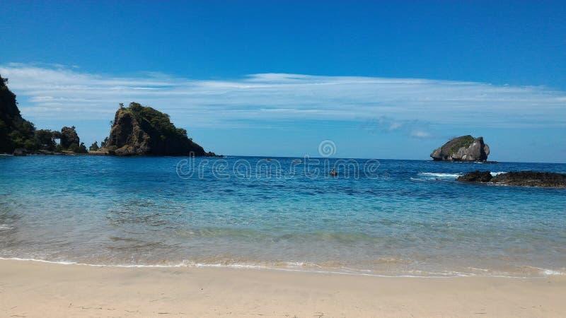Spiaggia di Koka immagine stock libera da diritti