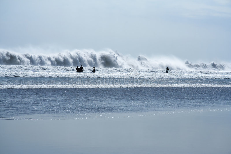 Spiaggia di Kuta fotografie stock