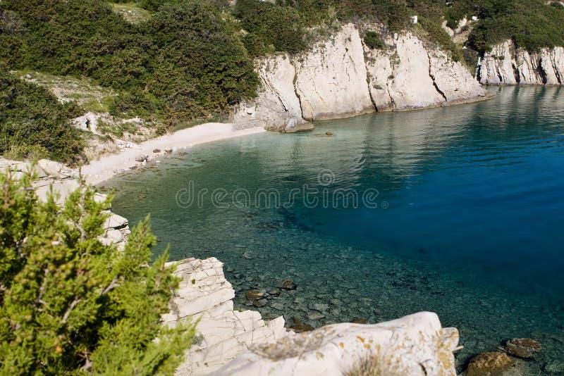 Spiaggia di Laguna immagine stock libera da diritti
