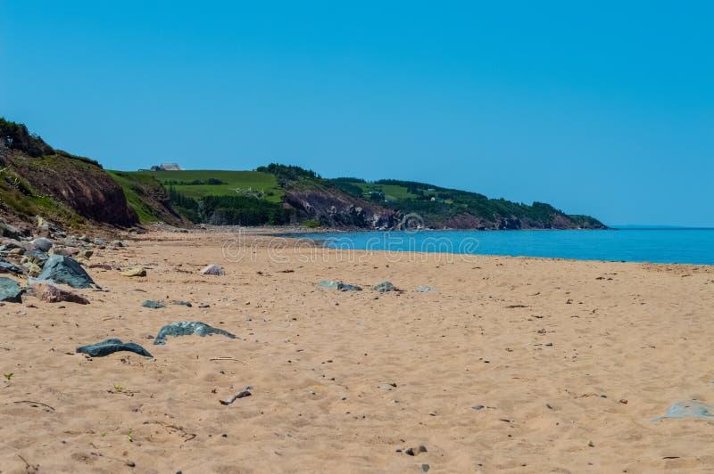 Spiaggia di Mabou immagini stock libere da diritti