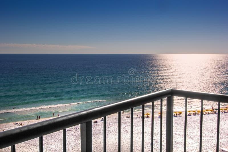 Spiaggia di Miramar fotografie stock libere da diritti