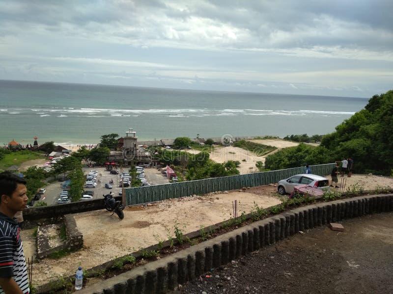 Spiaggia di Pandawa immagini stock libere da diritti