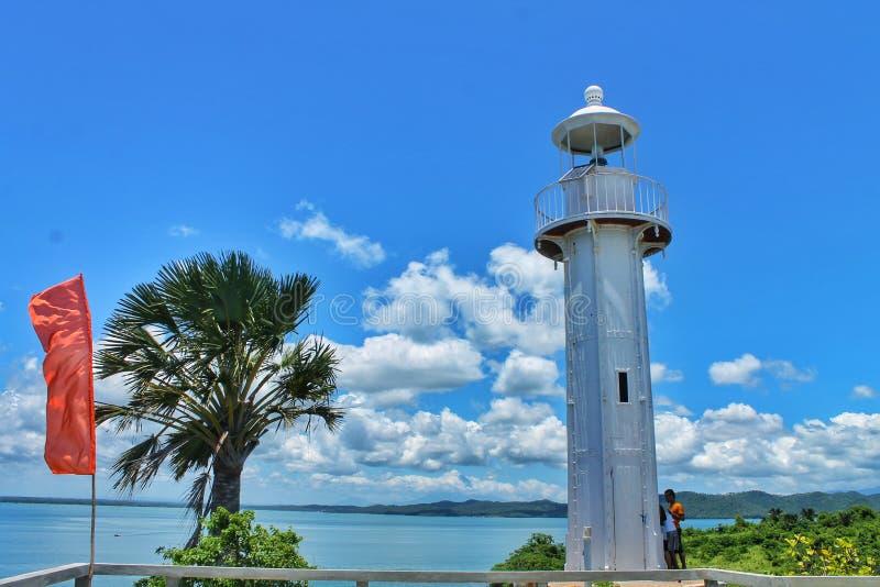 Spiaggia di Parola immagini stock libere da diritti
