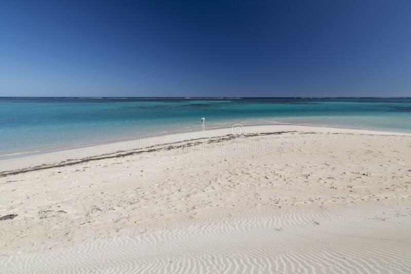 Spiaggia di Pilgramana immagini stock