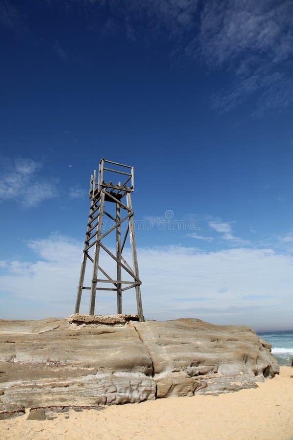 Spiaggia di Redhead - Newcastle Australia immagine stock libera da diritti