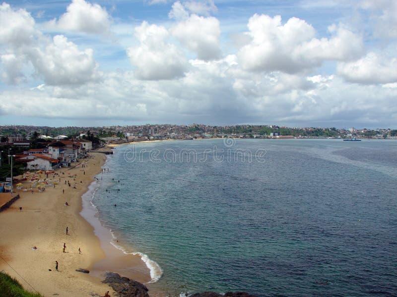 Spiaggia di Ribeira fotografie stock