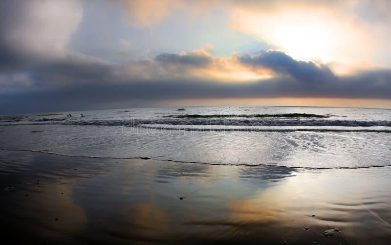 Download Spiaggia di San Diego immagine stock. Immagine di mare - 7319287