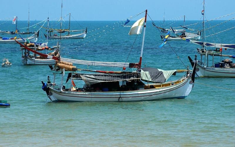 Spiaggia di Slopeng fotografia stock libera da diritti