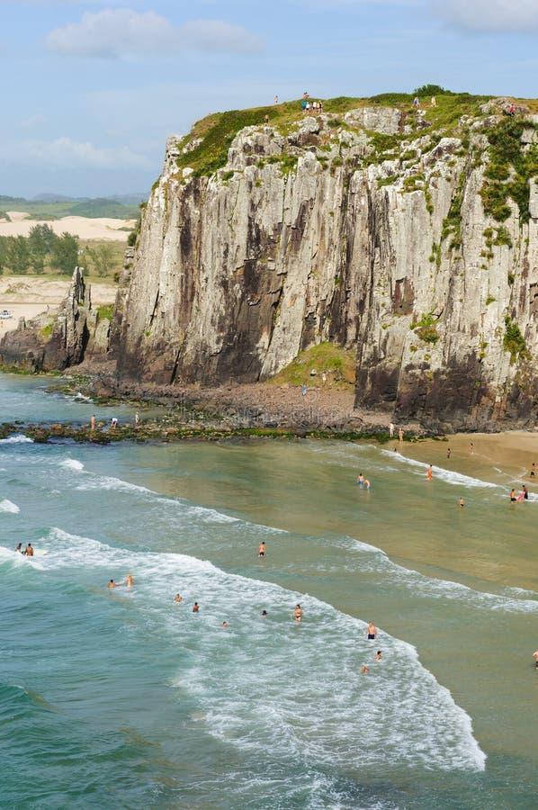 Spiaggia di Torres fotografie stock libere da diritti