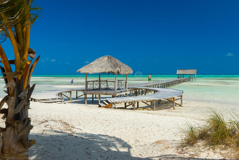 Spiaggia di Varadero immagine stock