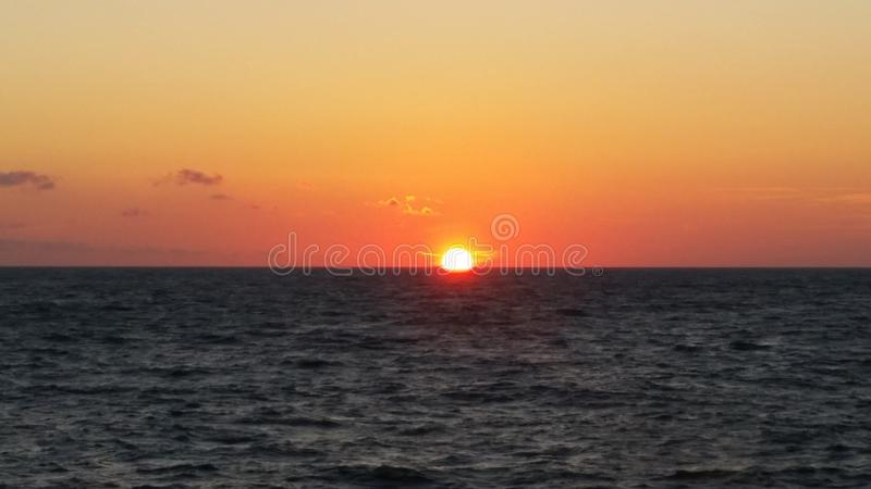 Spiaggia Florida di Panama City immagini stock libere da diritti