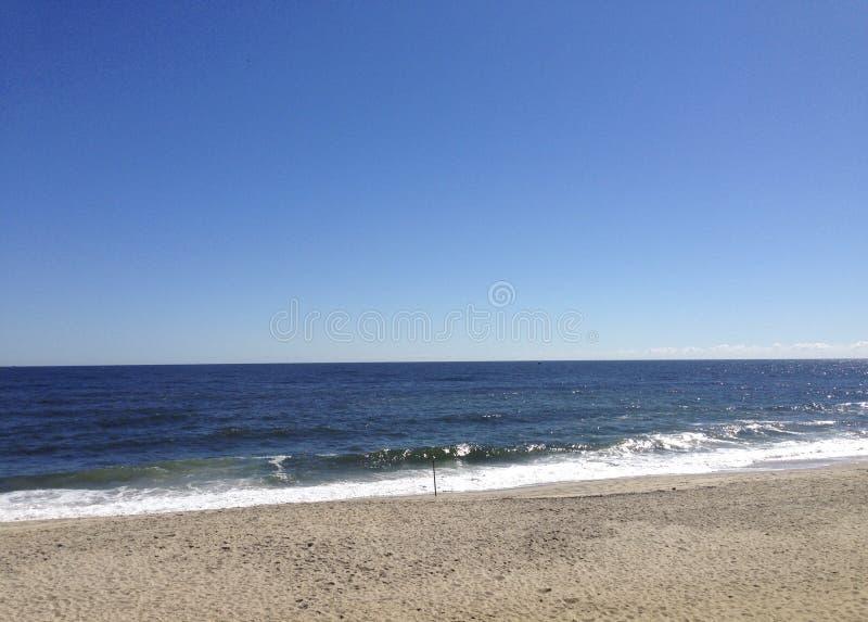 Spiaggia lunga del ramo immagini stock