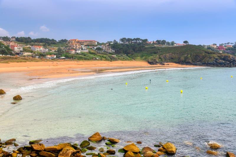 Spiaggia Rocce immagine stock libera da diritti