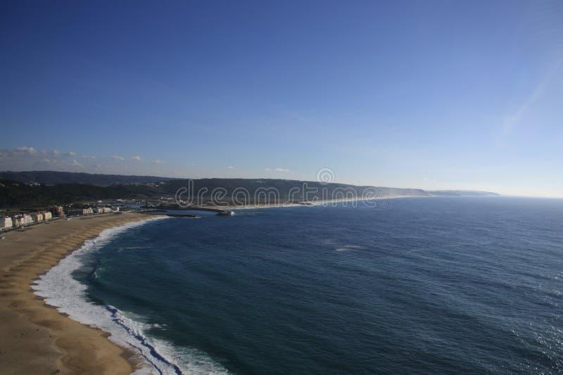 Spiaggia in spagna immagine stock libera da diritti