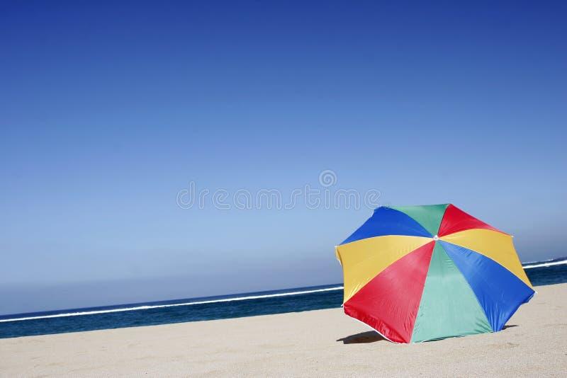 Spiaggia tranquilla fotografia stock libera da diritti