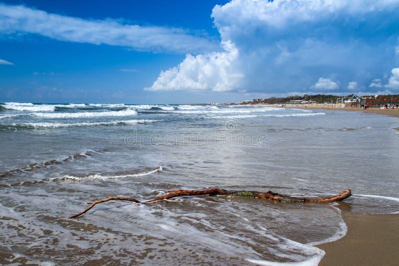 Spiaggia Turchia immagine stock libera da diritti