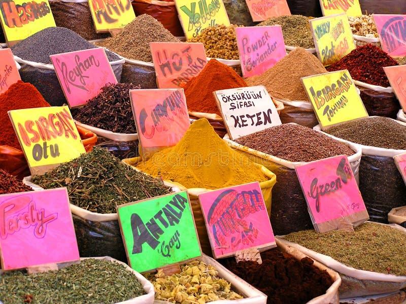 Spice stock image