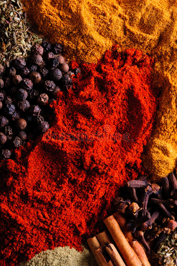 Download Spice background stock photo. Image of spice, spices - 22883882