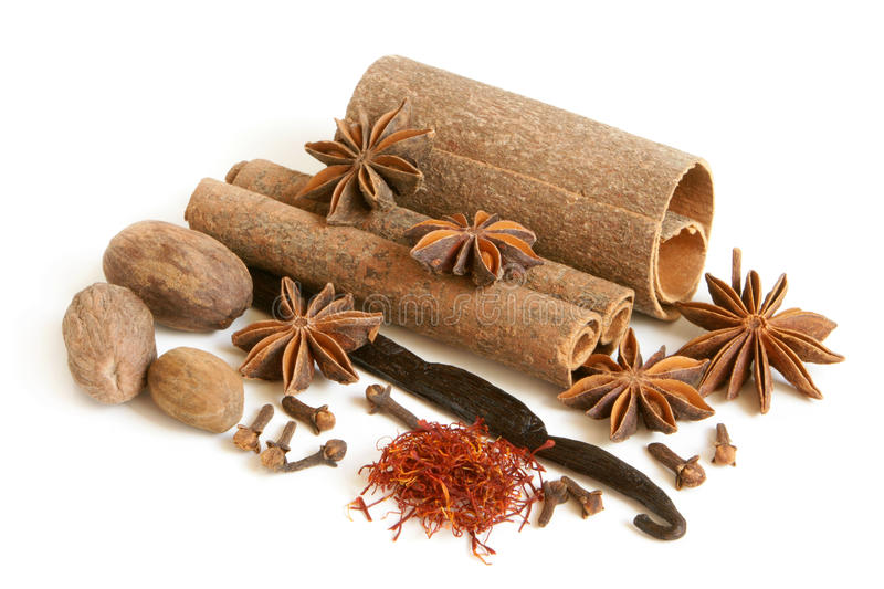 Download Spice collection stock image. Image of aromatherapy, anisetree - 19275593