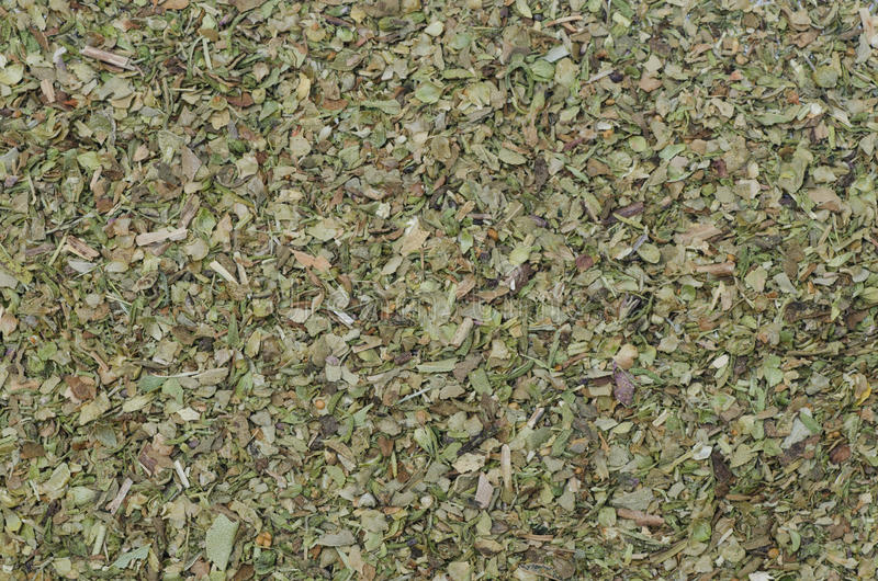 Spice herbes de Provence background texture royalty free stock photo