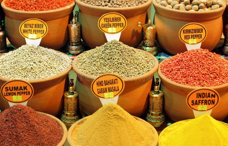 Download Spice Market stock image. Image of pepper, turkey, allspice - 13848145