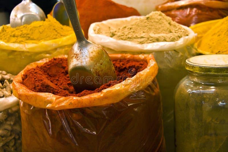 Spice market royalty free stock photo