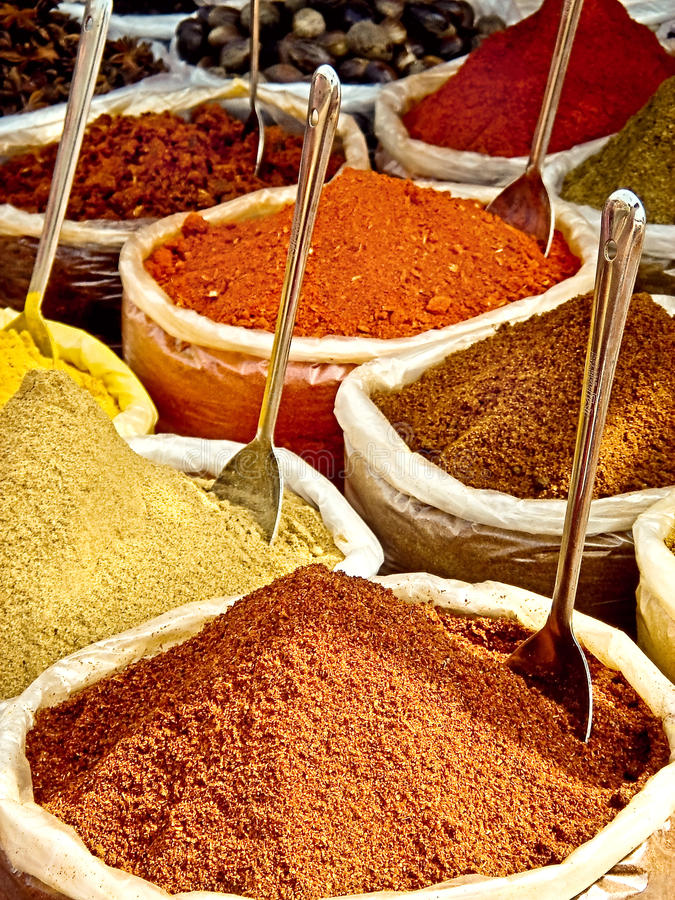 Free Spices Stock Images - 11362784