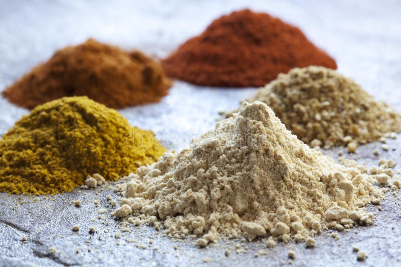 Download Spices stock image. Image of soft, ginger, nobody, harissa - 14861093