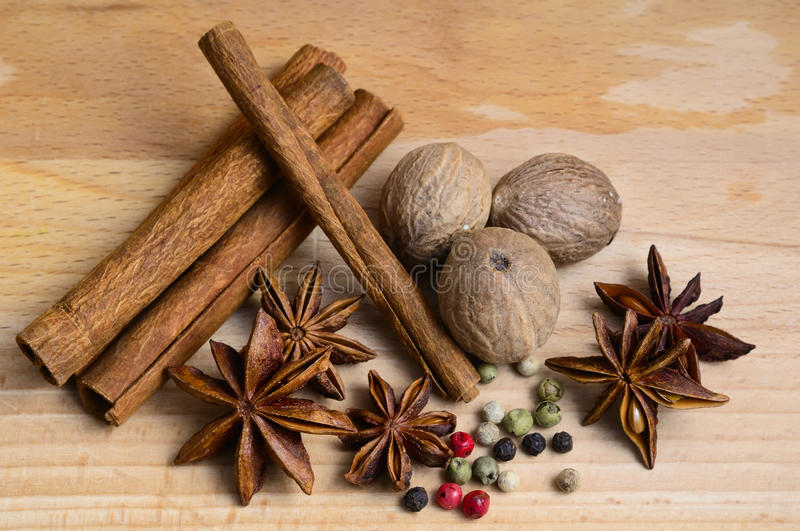 Download Spices Stock Image - Image: 18396761