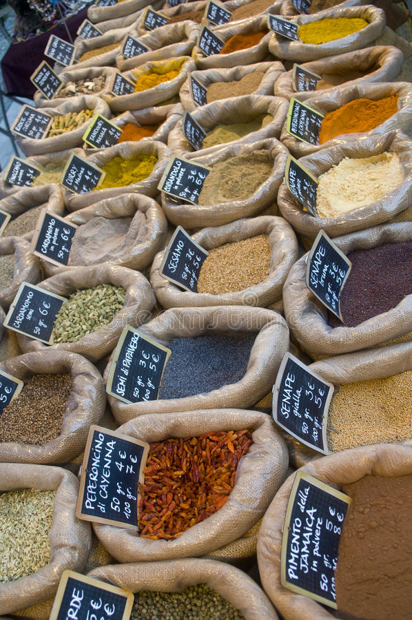 Download Spices Stock Photography - Image: 19187232
