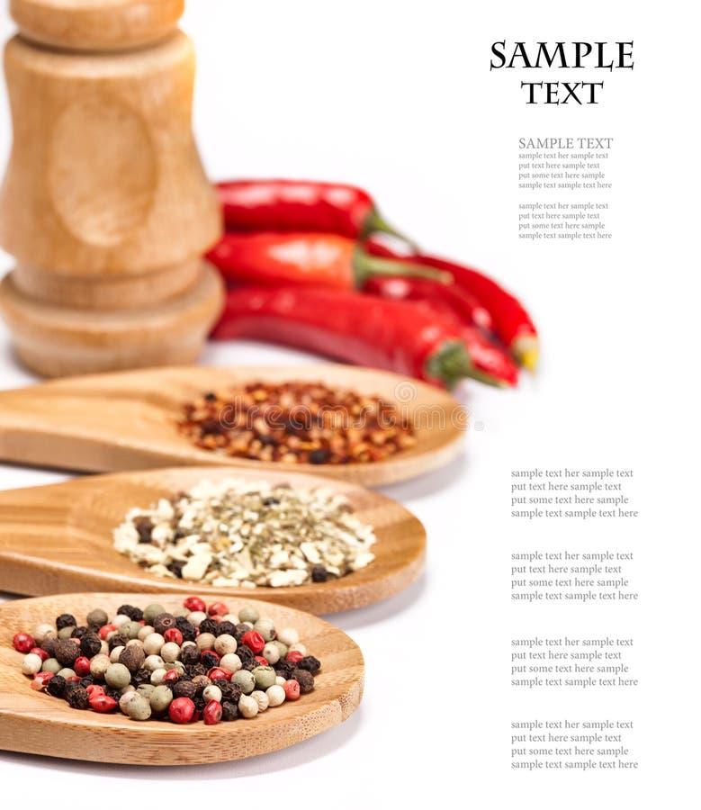 Download Spices stock photo. Image of cinnamon, seasoning, nutmeg - 23742810