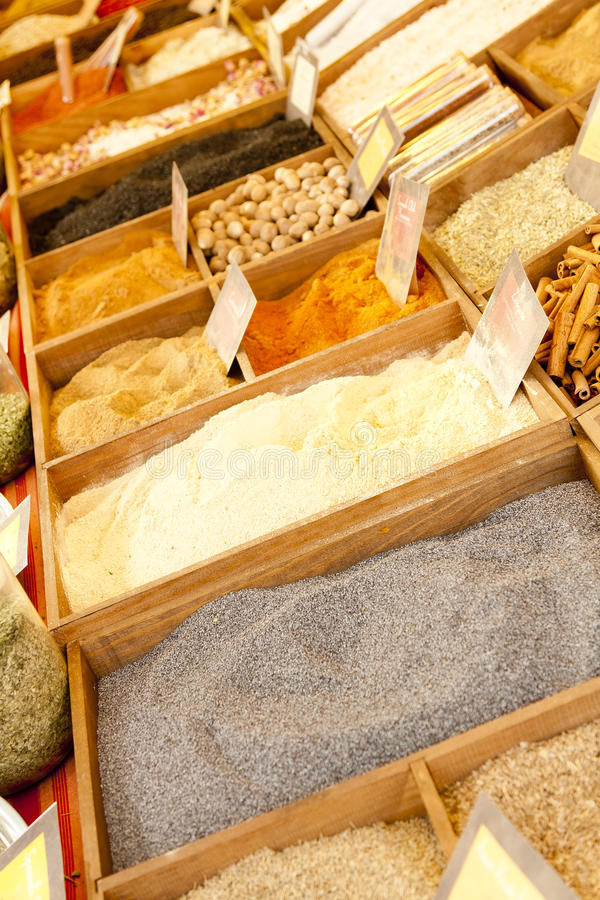 Download Spices stock photo. Image of indian, cook, color, flavour - 23796784