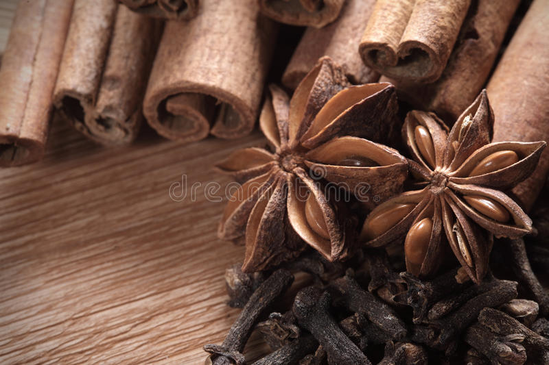 Download Spices stock image. Image of indian, close, herbs, cuisine - 24110793