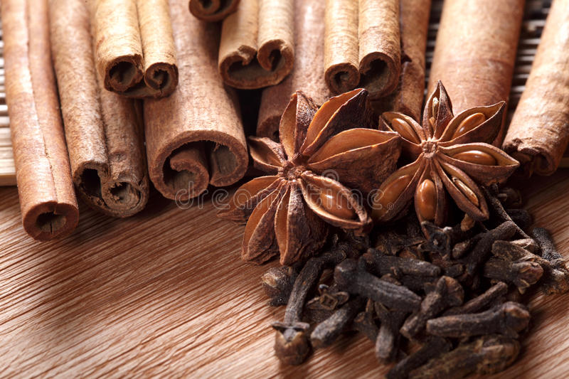 Download Spices stock image. Image of ingredient, curry, cinnamon - 24260215